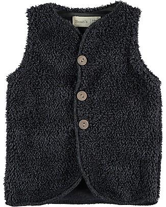 Bean's Barcelona Polar Vest Stars, Anthracite Jackets