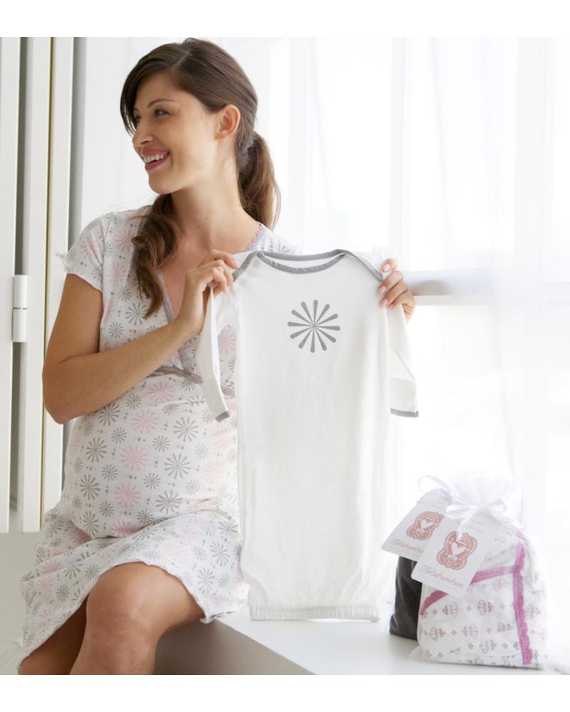 Belabumbum Starlit Mum and Baby Gift Set - Maternity and Nursing ...