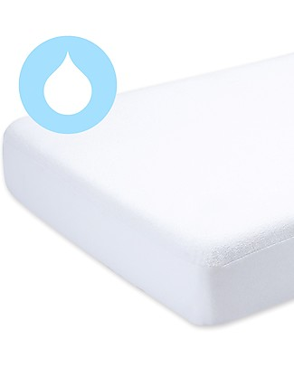 Bemini Bed Mattress Protector 70x140 cm, Snow Mattresses