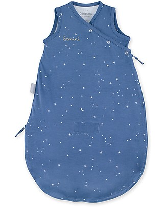 Bemini MAGIC BAG® Jersey 0-3 months, Stary Shade - Summer Quality Light Sleeping Bags