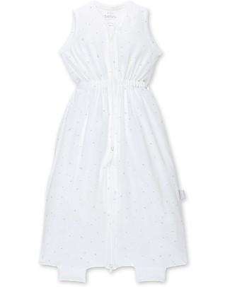Bemini MAGIC BAG® Jersey 9-24 months, Stary Ecru - Summer Quality Light Sleeping Bags