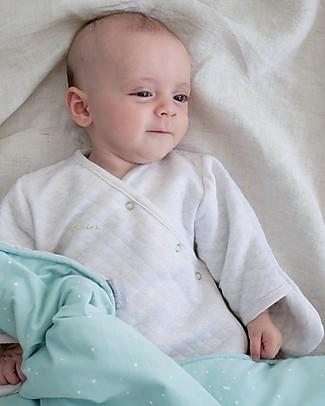 Bemini MAGIC BAG® Kilty with Sleeves 0-3 months, Tender - 1.5 TOG  Warm Sleeping Bags