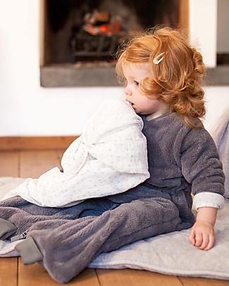 Bemini MAGIC BAG® Softy 9-24 months, Grizou - Winter Quality Warm Sleeping Bags