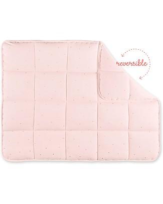 Bemini Padded Play Mat 75x95 cm, Pretty Dolly - 100% Cotton Blankets
