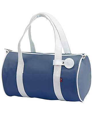Blafre Bag fo Children and Adults 35 x 20 cm, Navy - Water-resistant with Shoulder Straps Messenger Bags