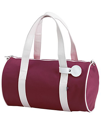 Blafre Bag for Children and Adults 35 x 20 cm, Plum - Water-resistant with Shoulder Straps Messenger Bags