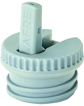 Blafre Cap with Spout, Light Blue - Suitable for all Blafre bottles! Metal Bottles
