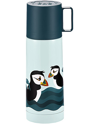 Blafre Thermal Bottle in Stailess Steel, 350 ml - Puffins Thermos Bottles