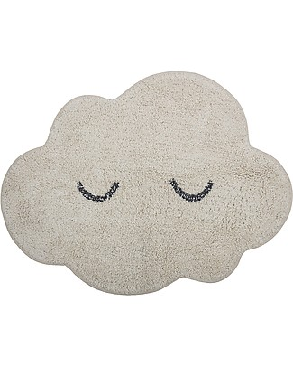 Bloomingville Cloud Rug, Nature - 57x82 cm Carpets