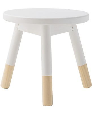 Bloomingville Junior Stool, 30x30 cm - Pinewood Chairs