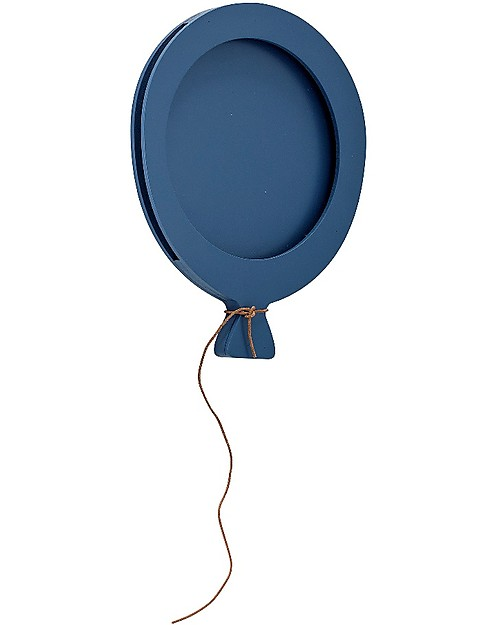 Bloomingville Wooden Baloon Frame, Blue - 23x29 cm Party Favours