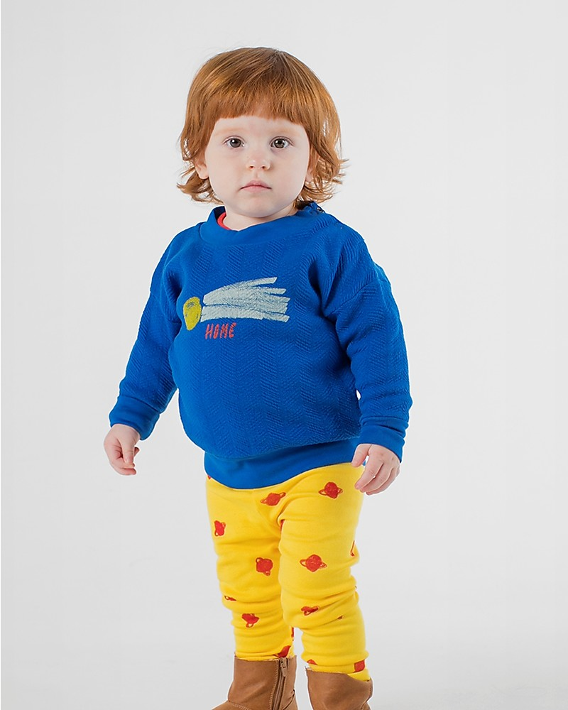 huge selection of b3c70 6620d Bobo Choses Baby Sweatshirt, A Star Called Home - 100 ...