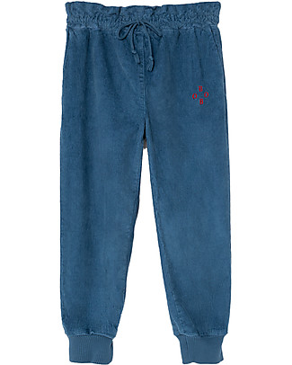 Bobo Choses Baggy Pants, Flag - Cotton - Ultra-Comfort! Trousers
