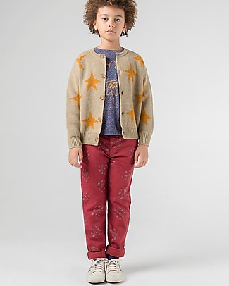 Bobo Choses Benny Chino Pants, All Over Comet - For Any Occasion! Trousers