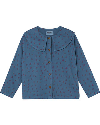 Bobo Choses Blouse, All Over Stars - Elegant and Original! Shirts And Blouses