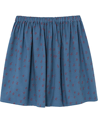 Bobo Choses Flared Skirt, All Over Stars - Soft and Comfy! Skirts