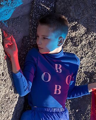 Bobo Choses High Neck T-Shirt, Bobo Turtle - Organic Cotton Long Sleeves Tops