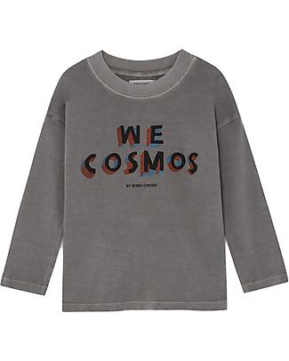 Bobo Choses Long Sleeve T-shirt, We Cosmos - 100% Organic Cotton Long Sleeves Tops