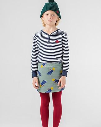 Bobo Choses MiniSkirt, A Star Called Home - 100% Organic Cotton Skirts