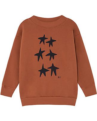 Bobo Choses Sweatshirt, Stars - 100% Organic Cotton Sweatshirts