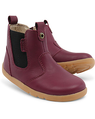 Bobux I-Walk Classic Outback Boot, Bordeaux Shoes