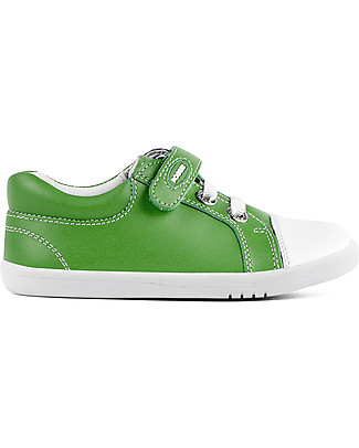 Bobux I-Walk Classic Trouble Shoe, Apple Green - Super flexible sole! Shoes