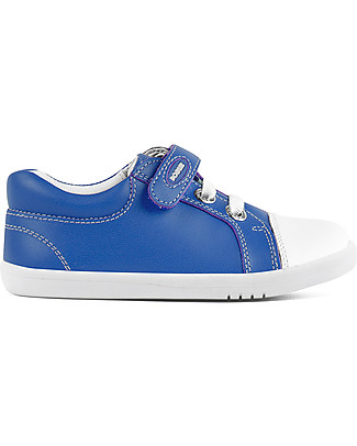 Bobux I-Walk Classic Trouble Shoe, Electric Blue - Super flexible sole! Shoes