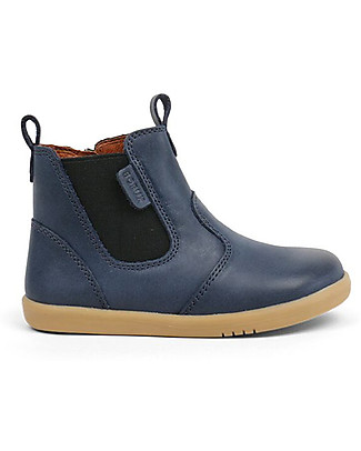 Bobux I-Walk Jodphur Boot, Navy - For moving Feet! Shoes