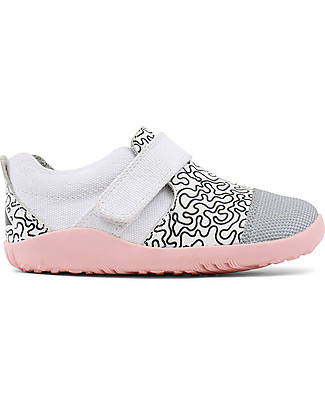 Bobux I-Walk Play Aktiv Shoe, Pink - Super flexible sole! Shoes