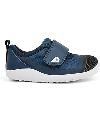 Bobux I-Walk Play Lo Demension, Blue - Super flexible, ideal for outdoors Shoes