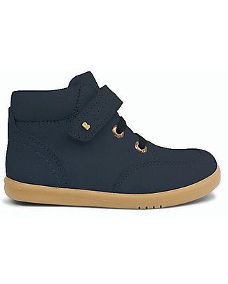 Bobux I-Walk Timber Boot, Navy - Comfort and Protection for Cooler Climates! Shoes