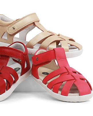 Bobux I-Walk Tropicana Sandal, Watermelon - Super flexible sole! Special Occasion