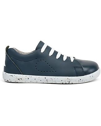 Bobux Kid Grass Court, Navy - Super flexible sole! Shoes