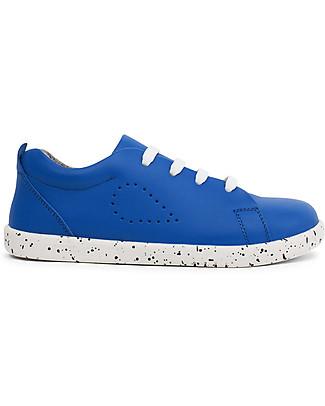 Bobux Kid Grass Court, Sapphire - Super flexible sole! Shoes