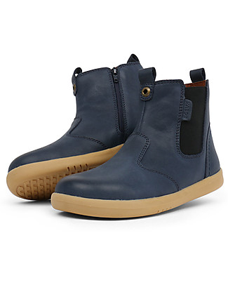 Bobux Kid Jodphur Boot, Navy – Perfect for kids! Shoes