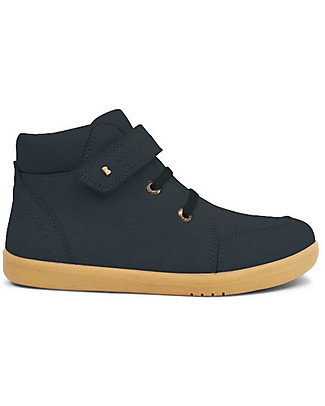 Bobux Kid Timber Boot, Navy - Perfect for cooler climates! Shoes