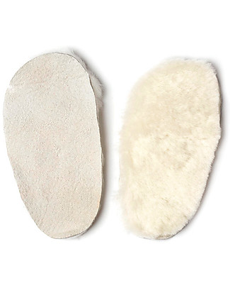 Bobux Sheepskin Insoles I-Walk - A Layer of Warmth for Shoes Shoes