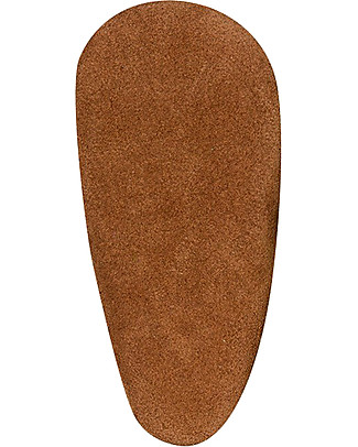 Bobux Soft Sole, Chocolate Brown with Blue Plane - The next best thing after bare feet! Shoes