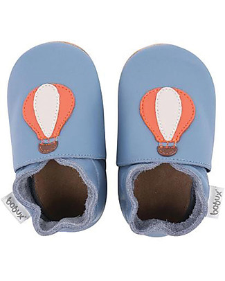 Bobux Soft Sole, Hot-Air Balloon - The next best thing after bare feet! Bobux Soft Sole