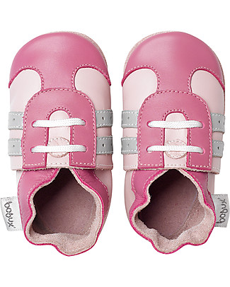 Bobux Soft Sole,  Light Pink Sport - The next best thing after bare feet! Shoes