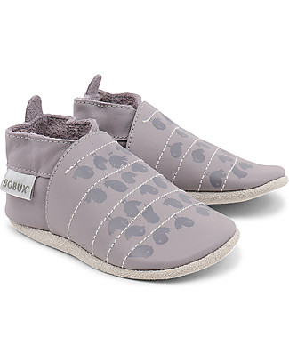 Bobux Soft Sole, Lilac with Birds - The next best thing after bare feet! Shoes