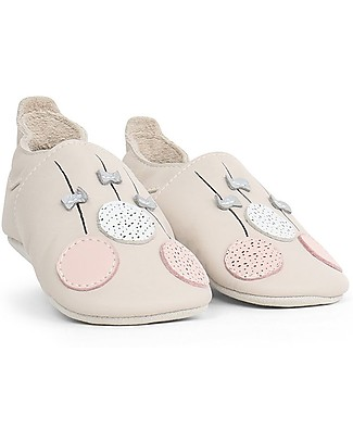 Bobux Soft Sole, Milk Balloons - The next best thing after bare feet! Shoes