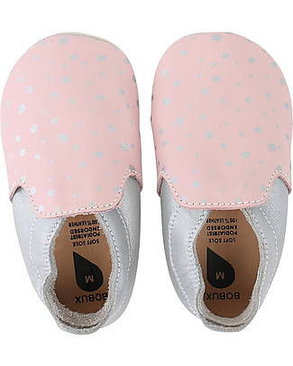 Bobux Soft Sole Splash, Pink - The next best thing after bare feet! Bobux Soft Sole