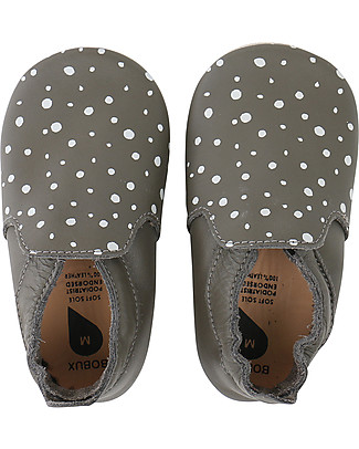 Bobux Soft Sole Splash, Smoke - The next best thing after bare feet! Bobux Soft Sole