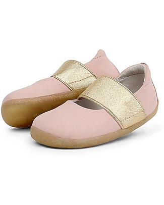 Bobux Step-Up Demi , Blush - Ultra flexible, perfect for first steps! Shoes