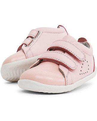 Bobux Step-Up Grass Court, Seashell - Ultra flexible, perfect for first steps! Shoes