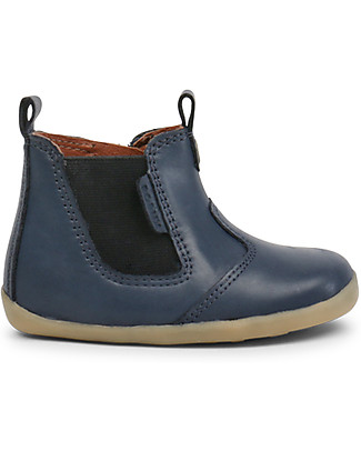 Bobux Step-Up Jodphur Boot, Navy – Perfect for first steps! Shoes