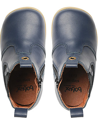 Bobux Step-Up Jodphur, Navy – Perfect for first steps! Shoes