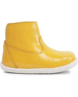 BOBUX STEP UP Paddington Waterproof Leather Boots SIZE 18  RRP £50 New season