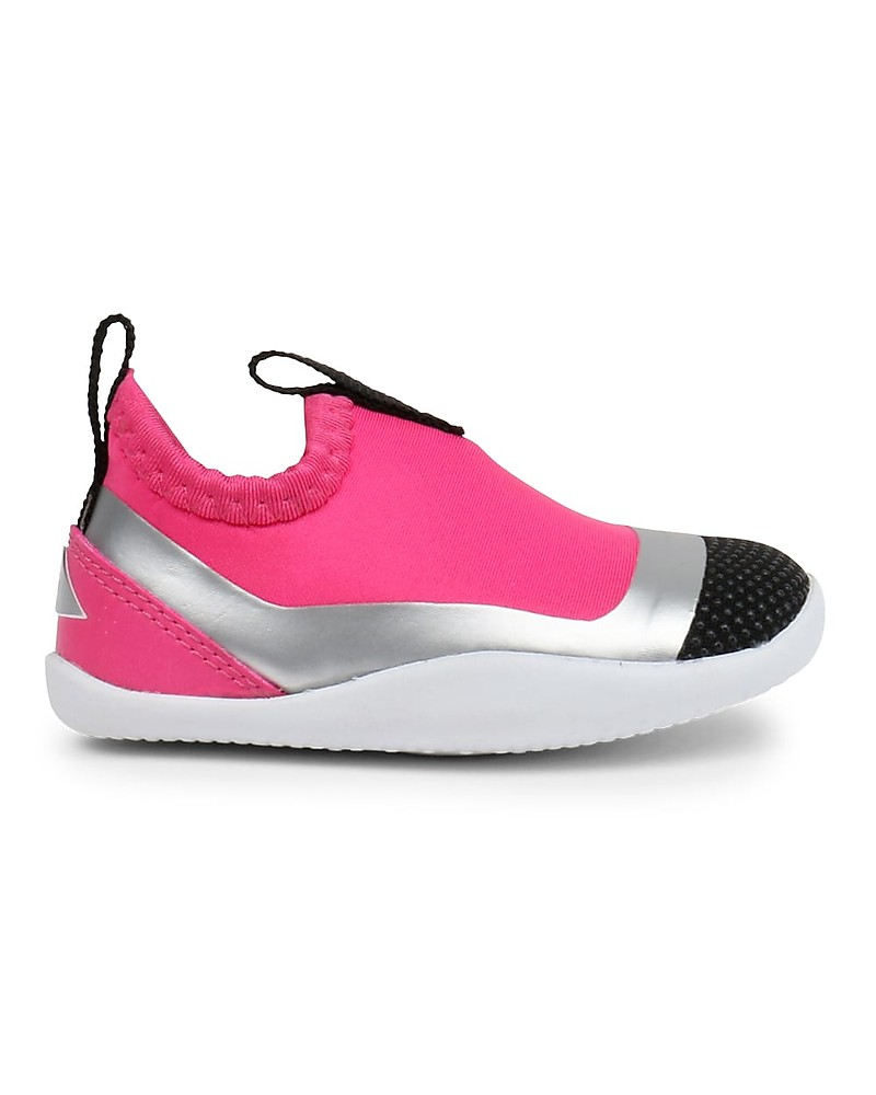 Bobux I-Walk Lo Dimension Sport Shoes In Fuchsia New Season